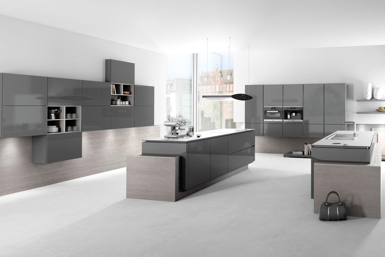 unsere werkstoffe wir setzen holz glas kunstoff granit f r k chen ein. Black Bedroom Furniture Sets. Home Design Ideas