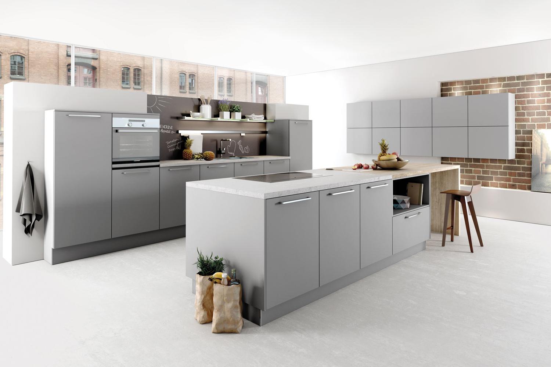 Schwarzwald Küche aus Lack