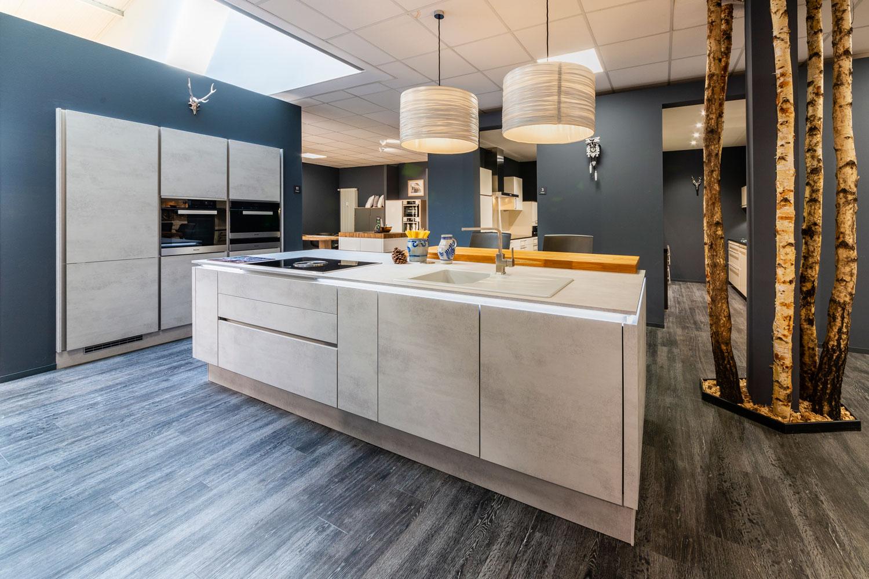 Designküche von Schwarzwald Küchen